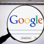 グーグルの検索窓